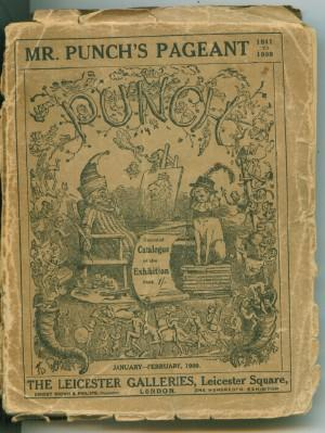 Catalogue of Mr. Punch's Pageant, 1841 to 1908