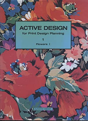 Active Design for Print Design Planning 1, Flowers 1