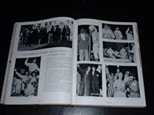 THE 1965 CACTUS - The University of Texas Annual Yearbook Vol. 72