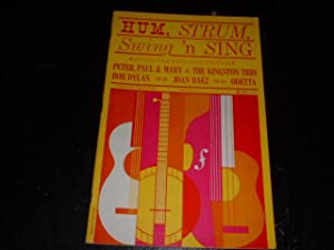 HUM, STRUM, SWING 'N SING: Modern Folk: Fortune, Joe (arranger)