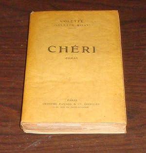 Cheri.: COLETTE