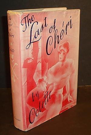 The Last of Cheri.: COLETTE