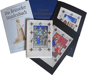 Heures de Bruxelles du Duc de Berry. Das Brüsseler Stundenbuch. Geheimnisvolles Juwel des Herzogs ...