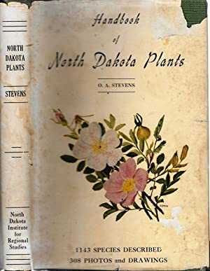 Handbook of North Dakota Plants