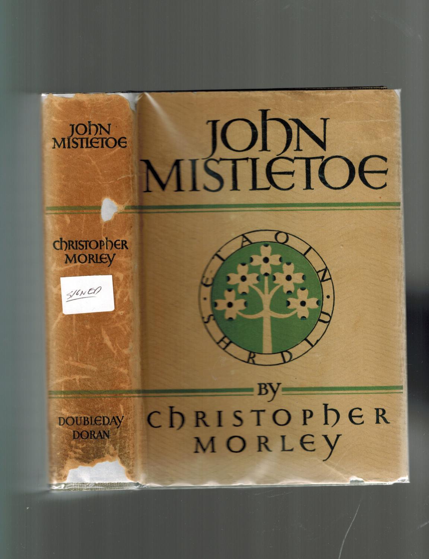 John_Mistletoe_Morley_Christopher_Bon_Couverture_rigide
