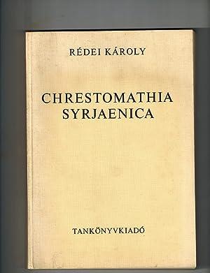 Chrestomathia Syrjaenica: Karoly, Redei