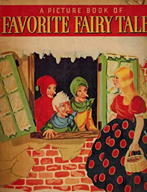 A Picture Book of Favorite Fairy Tales: Stone, Charlotte