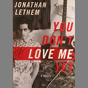 Original Publishers Advertising Poster (SIGNED) for YOU DON'T LOVE ME YET