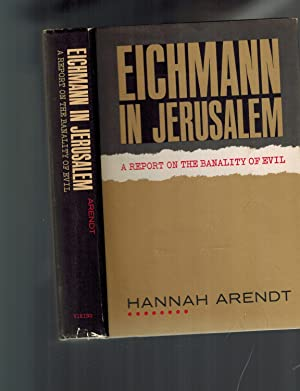 hannah arendt the banality of evil - 300×391