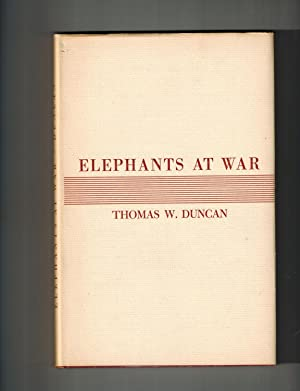 Elephants at War and Other Poems