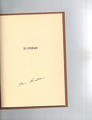 XI Poems
