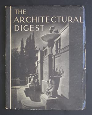 The Architectural Digest Volume X Number 3