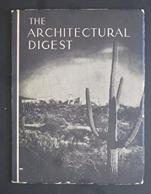The Architectural Digest Volume X Number IV