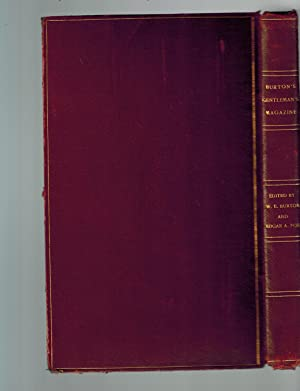 Burton's Gentleman's Magazine.Volume V. From July to December, 1839 [1st Printing of