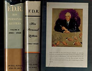 F.D.R. His Personal Letters 1928-1945 ( Two: Foreword by Eleanor