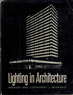Lighting in Architecture; Light and Color as Stereoplastic Elements