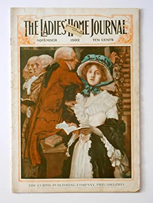 The Ladies Home Journal November, 1902