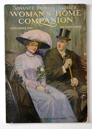 Woman's Home Companion, Advance Fashion Number, September 1910, Volume XXXVII No 9