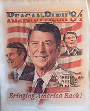 ( Poster) Reagan - Bush '84