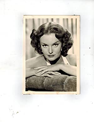 SIGNED Publicity Photograph