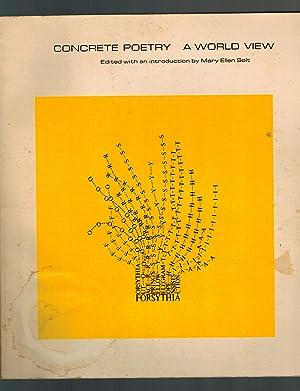 Concrete Poetry: Solt, Mary Ellen