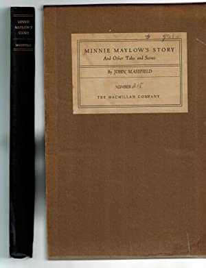 Minnie Maylow's Story and Other Tales and Scenes