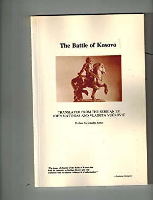 The Battle of Kosovo