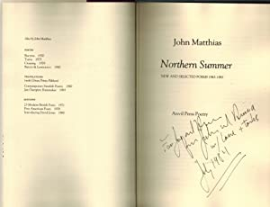 Northern Summer: New and Selected Poems 1963-1983
