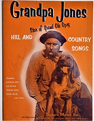 Hill and Country Songs