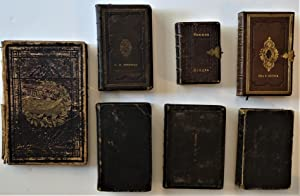 A Collection of Three Bibles, One Book of Common Prayers, Two Psalms and Hymns, and an Autograph ...