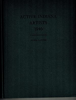 Active Indiana Artists 1940
