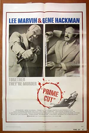 Prime Cut- Original Folded One Sheet Movie Poster