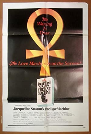 The Love Machine -Original Folded One Sheet Movie Poster (1971)