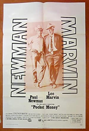 Pocket Money - Original Folded One Sheet Movie Poster