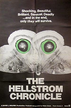The Hellstrom Chronicle - Original Folded One Sheet Movie Poster (1971)