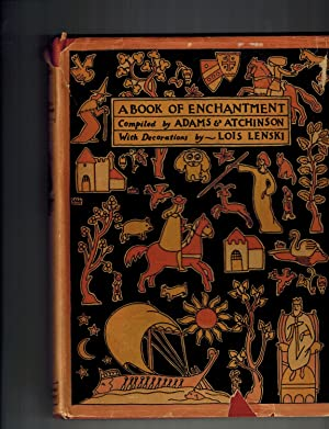A Book of Enchantment: Adams, Kathleen; Atchinson,