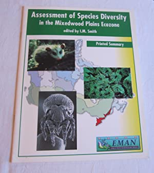 Assessment of Species Diversity in the Mixedwood Plains Ecozone (Printed Summary plus CD ROM)