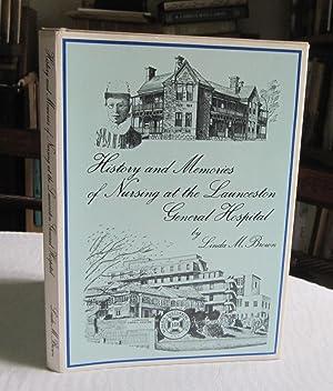 History and Memories of Nursing at the: Brown, Linda M.