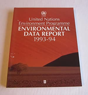 Environmental Data Report 1993-94