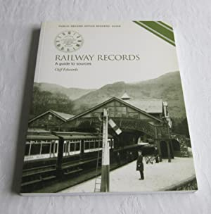 Railway Records: A Guide to Sources (Public Record Office Readers Guide)