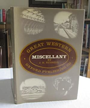 Great Western Miscellany: v. 1 (Volume One)