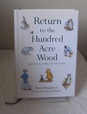 Winnie-The-Pooh: Return to the Hundred Acre Wood: David Benedictus
