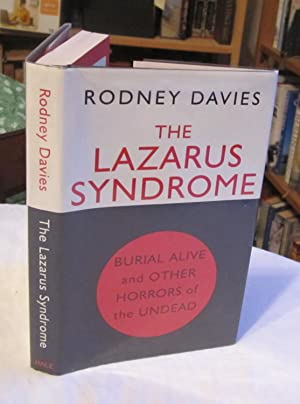 Lazarus Syndrome : Burial Alive and Other: Davies, Rodney