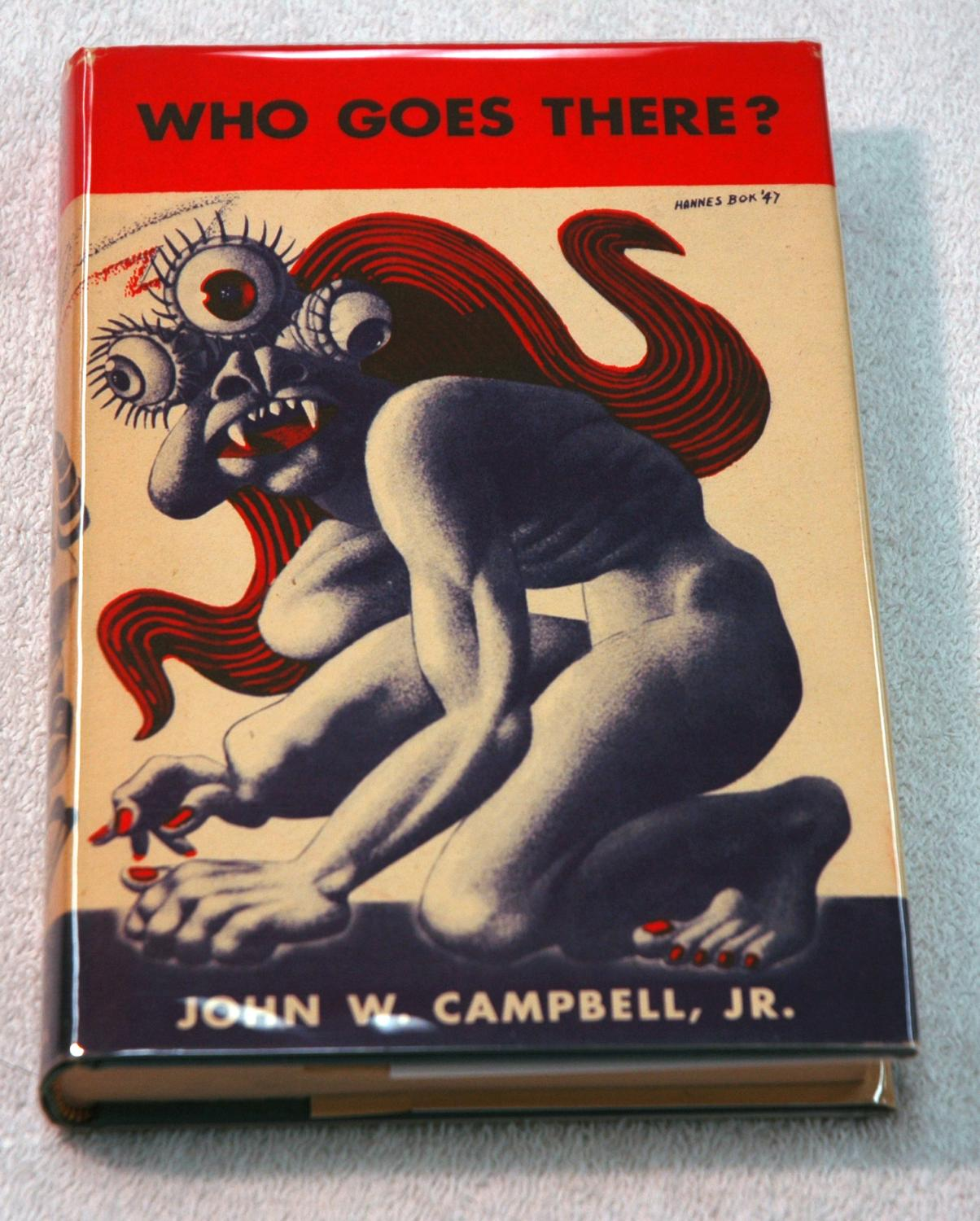 Who Goes There? Seven Tales of Science-Fiction (Signed): John W. Campbell