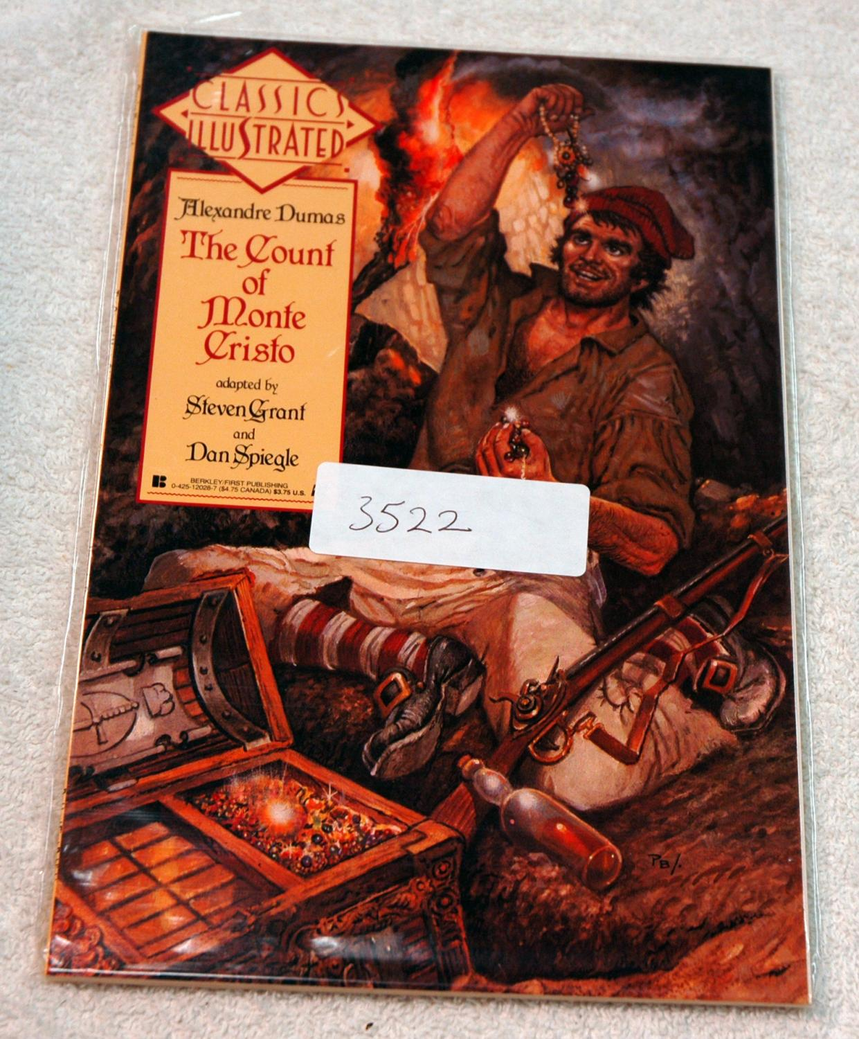 count of monte cristo by dumas