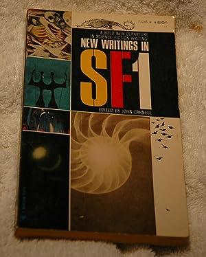 New Writings In SF1 Bantam F3245: Carnell, John (editor)(Edward