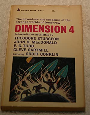 Dimension 4 Pyramid # F 973: Conklin, Groff, editor