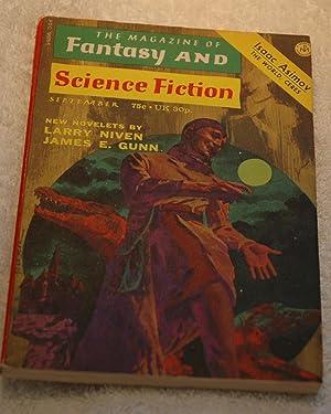 The Magazine of Fantasy & Science Fiction: Edward L. Ferman