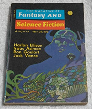 The Magazine of Fantasy and Science Fiction: Jack Vance; William