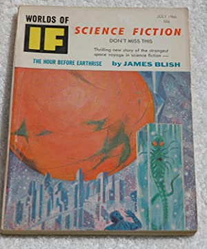 Worlds of If Science Fiction July 1966: A A Walde,